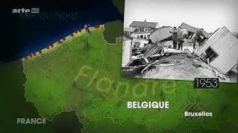 Belgien  Niederlande der Meeresspiegel steigt - arte Mit offenen Karten
