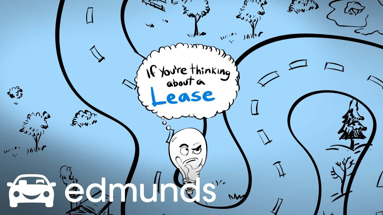 how to return a car at the end of a lease edmunds