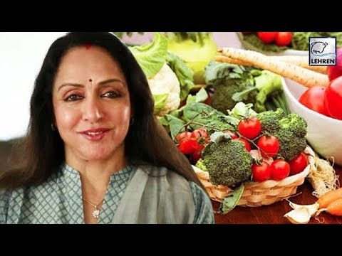 Birthday Special: Know Hema Malini's Secret Diet Plan