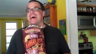 The Meatist Tries Herr's Kansas City Prime Steak Flavored Chips