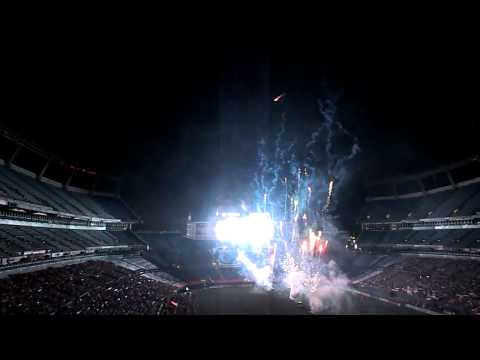 FIREWORKS Sports Authority Field at Mile High, Denver, CO 7-4-2012 : Part 1