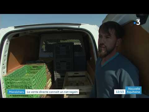 """Vente Directe : Quand Les Petits Producteurs Passent Au """"drive"""" Pour Contourner Le Coronavirus"""