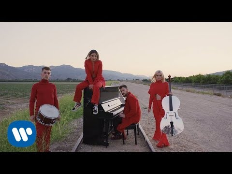 Clean Bandit - I Miss You feat. Julia Michaels [Official Vid