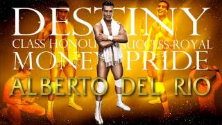 WWE Alberto Del Rio Wallpaper and Theme #1 (Download Link)