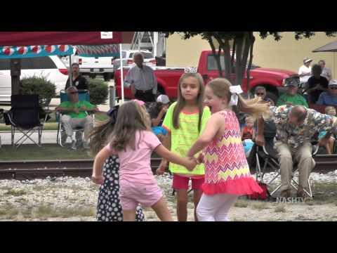 Dancin' at the Depot 2015