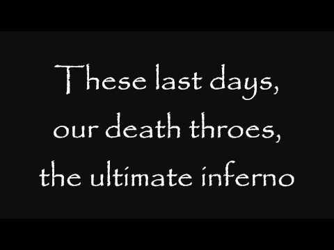 Globus - Doomsday - Lyrics [HD]