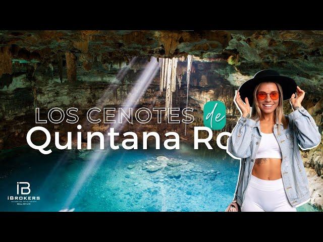 Los cenotes de Quintana Roo son unos auténticos paraísos