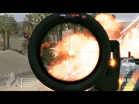 BF1 - Operations Suez Full Push - Sniperoni - 25-1