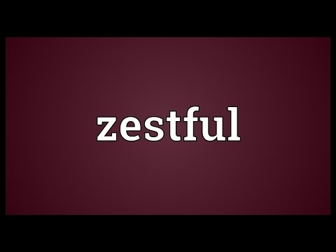 Header of zestful
