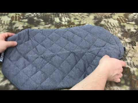 Luxusný outdoorový vankúš Luxe od Klymit (SK)
