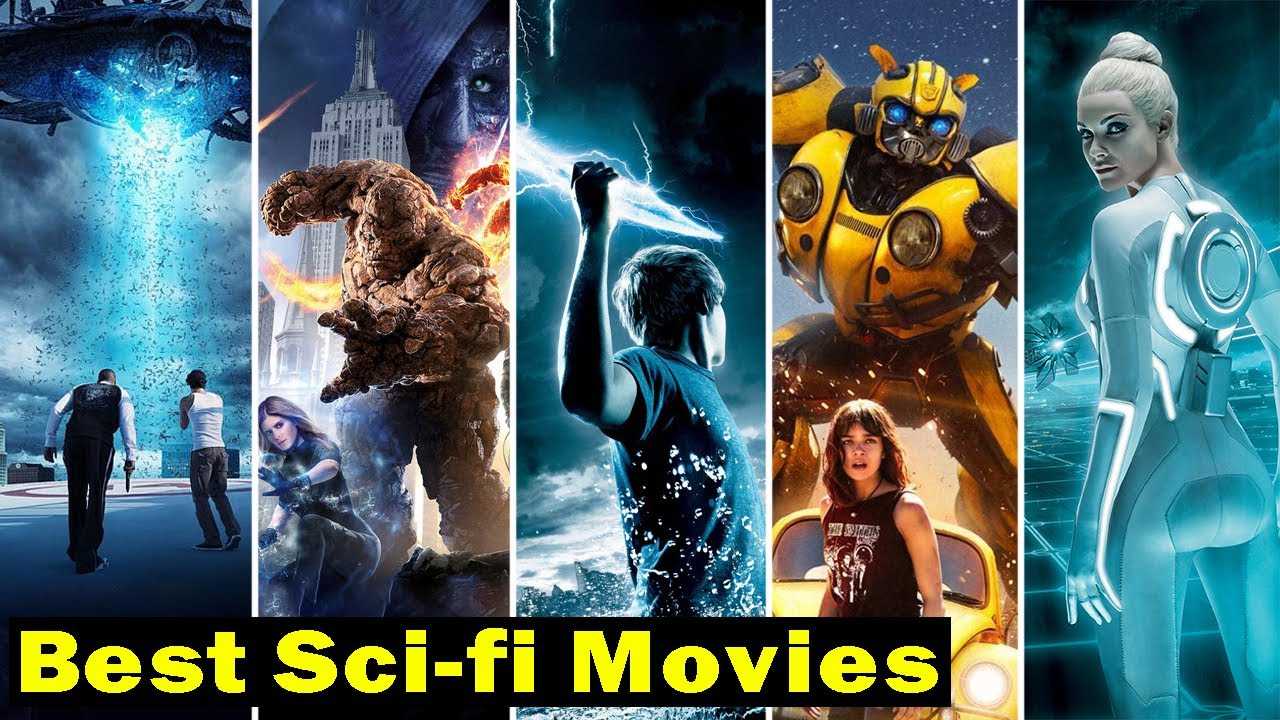 Download Top 10 Best Sci fi movies in Hindi | Best Hollywood Sci fi movies