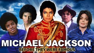 Michael Jackson | Before They Were Famous | EPIC Biography From 0 to Now
