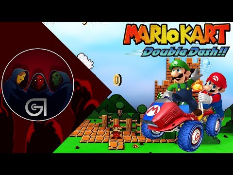 Mario Kart Double Dash Was Fire |  Retro Gaming