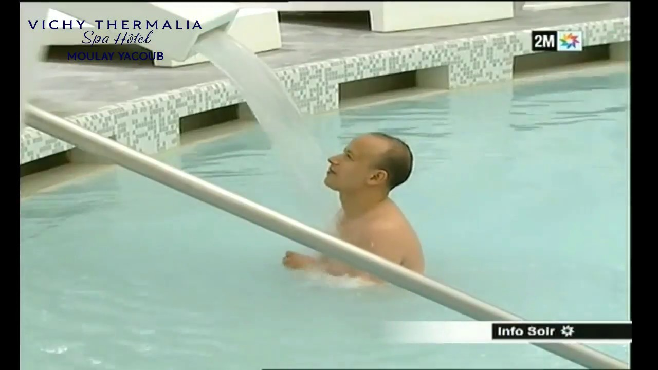 Reportage 2m Sur Vichy Thermalia Spa Hotel Moulay Yacoub Fes Youtube