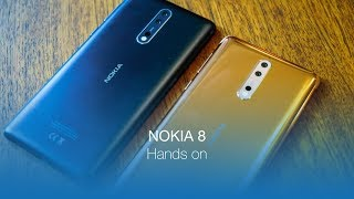 Nokia 8: Hands-on auf der IFA 2017