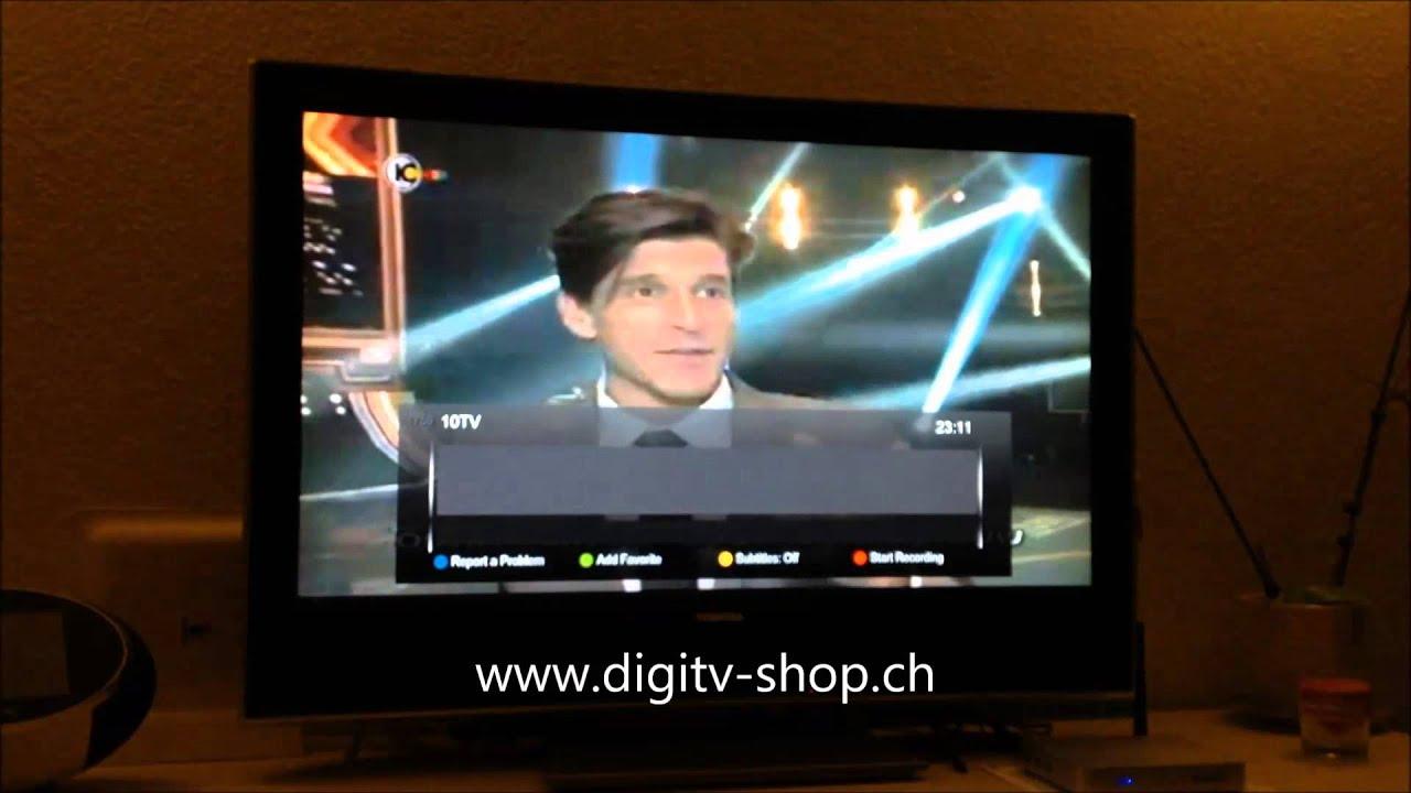 Live Fernseher