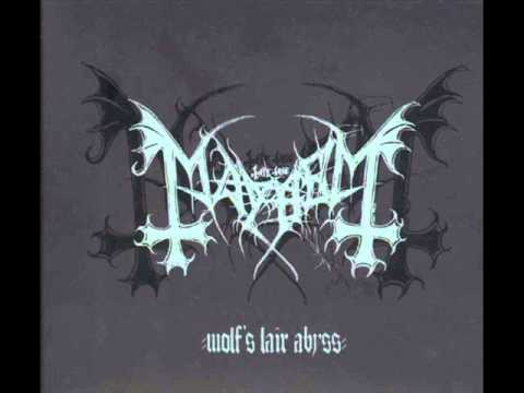 Mayhem - Wolf's Lair Abyss 1997 (Full Album)