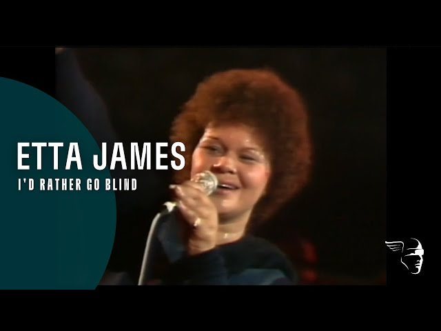 Etta James - I'd Rather Go Blind (Live at Montreux 1975)