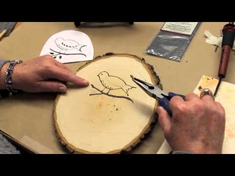 Wood Burning For Beginners A C Moore