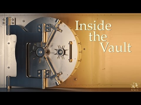 Secure Bullion Storage | Inside the Vault