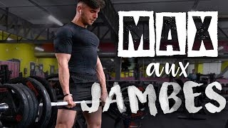 Dans Ma Vie #16 MAX aux JAMBES