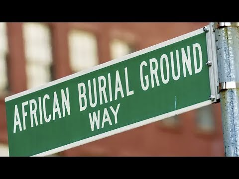 Trump's Attack on Our Monuments: African Burial Ground