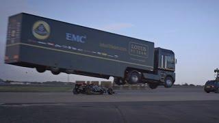 World records jump trucks/Мировые рекорды прыжков на Грузовиках