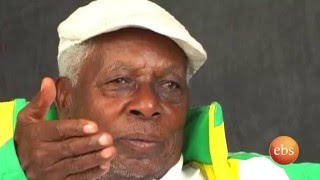 EBS TV Sends its Condolence For The Death of Ethiopia's Tough Running Coach Woldemeskel Kostre ! -