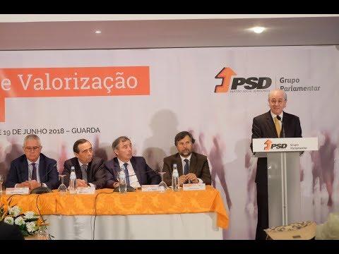Intervenção de Rui Rio no encerramento das Jornadas Parlamentares do PSD