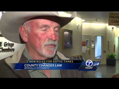 Septic tank ordinance angers some