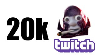 20k subs! TWITCH CHANNEL