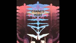 Canned Heat - One More River To Cross ( One More River To Cross ) 1974