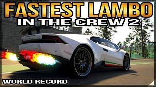 BREAKING WORLD RECORDS IN THE CREW 2 (INSANE)