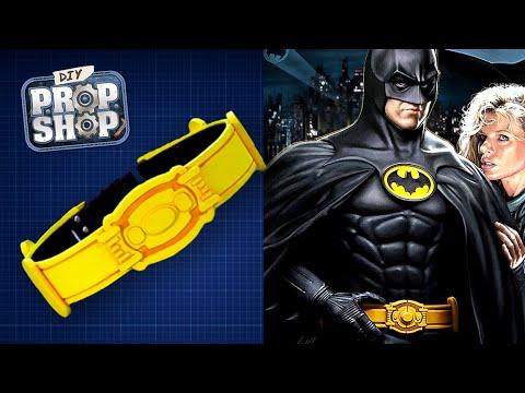 DIY Batman Utility Belt! - DIY PROP SHOP