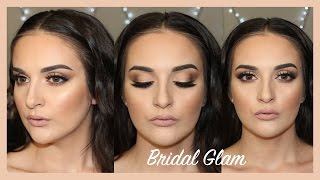 Bridal Glam | Do Your Own Makeup For Your Wedding