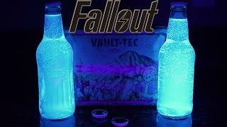 How To Make Fallout Nuka-Cola Quantum | National Video Games Day
