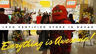 LEGO Certified Store now open in Abreeza Mall Davao || Busyqueenphils Shopping Guide