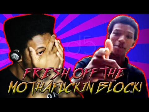 ETIKA REACTS TO HIS VIDEO FROM 10 YEARS AGO! [FRESH OFF THE MUHHFUCKIN BLOCK]