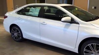 2016 Toyota Camry SE Special Edition - Price Toyota-Scion