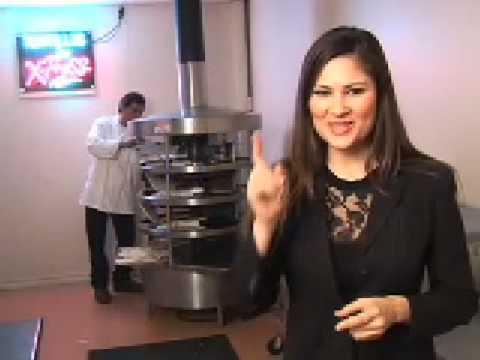 Tortilla Machine By X-Press Manufacturing