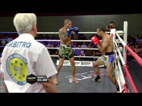Tadeu San Martino vs Janio Mancha - WGP Kickboxing 34