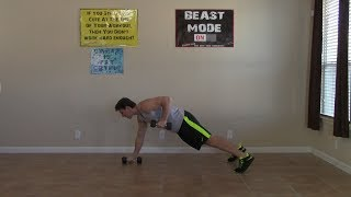 10 Min Home Back and Biceps Workout - HASfit Back Biceps Exercises - Back and Bicep Workouts(, 2014-01-22T23:30:45.000Z)