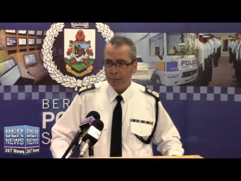 Bermuda Police Service Unveil Strategic Plan, December 9 2015