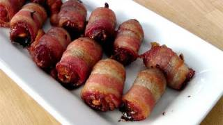 Candied Bacon Bites - Recipe By Laura Vitale - Laura In The Kitchen Episode 83
