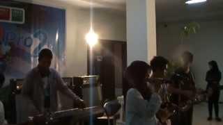 Video Sheila On 7 - Pemuja Rahasia (Cover by Clover Band at RRI Pekanbaru) download MP3, 3GP, MP4, WEBM, AVI, FLV Maret 2017