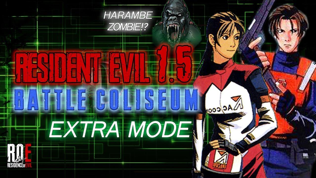 26+ Resident Evil 1.5 Download 2020  JPG