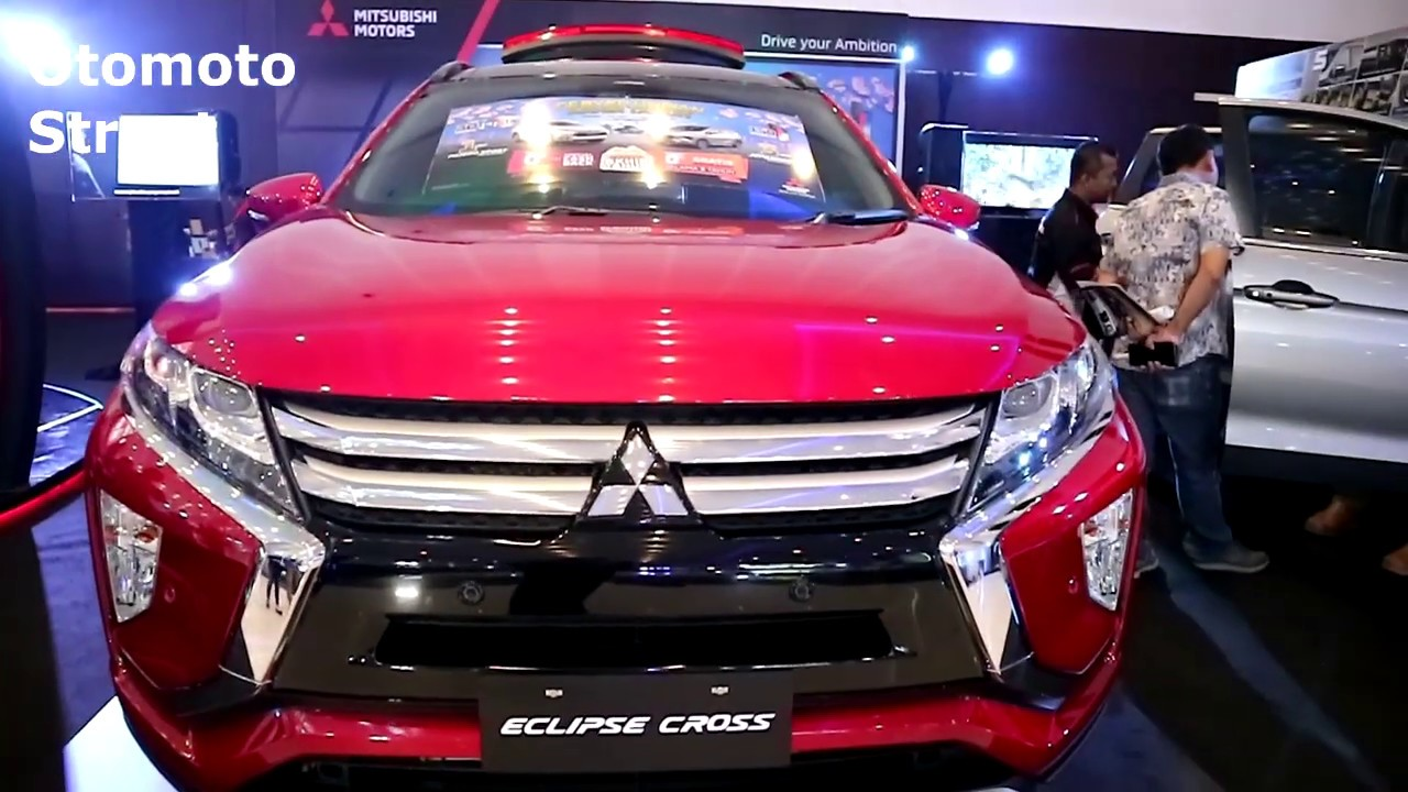 New Mitsubishi Eclipse Cross Ultimate 2020 Red Colour Exterior And Interior Youtube