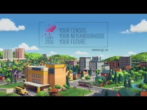 Your census. Your neighbourhood. Your future.