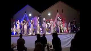 Marche consulaire à Marengo et marche des Soldats de Bruce par la Nouba di 1er RTir et la BGHA.