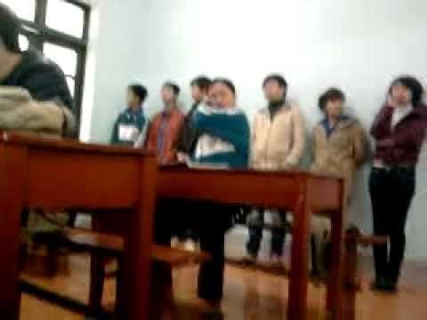 12c6 - Lê Hồng Phong Hà Giang - Bạo lực học đường =))